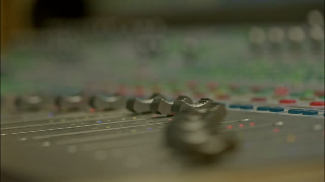 Mix device faders