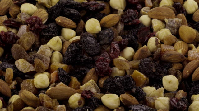 Mixed Nuts and Dried Fruits - Loopable