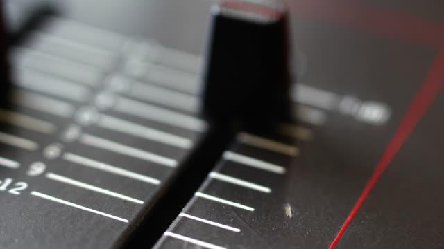 Mischpult audio-stop-motion