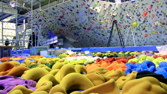 miyakejima, a volcanic island with lots of naturally formed lava cliffs to climb, will soon also boast one of japan's largest indoor climbing venues.... - 800 meter stock videos & royalty-free footage