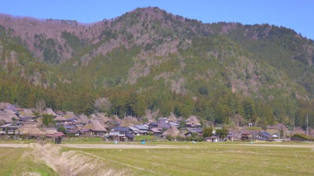 stockvideo's en b-roll-footage met miyama, japans oud dorp - inheemse cultuur
