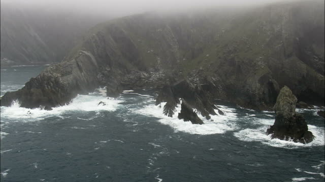 Mizen Head  - Aerial View - Munster,  Cork,  helicopter filming,  aerial video,  cineflex,  establishing shot,  Ireland