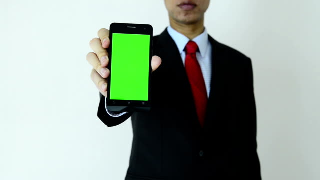 mobile device green screen (hd) - electronic organizer stock videos and b-roll footage
