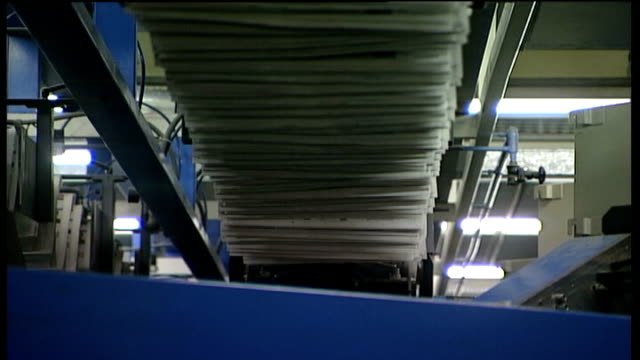 News of the World Royal Editor charged Newspapers along on conveyor belt