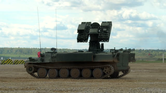 Mobile Surface-to-Air Missile System