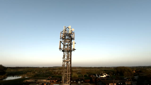 mobile tower - part 1/3 - mast stock videos & royalty-free footage
