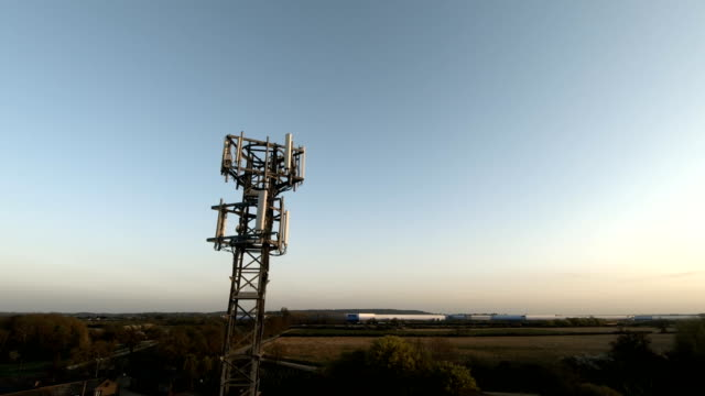 mobile tower - part 2/3 - repeater tower stock videos and b-roll footage