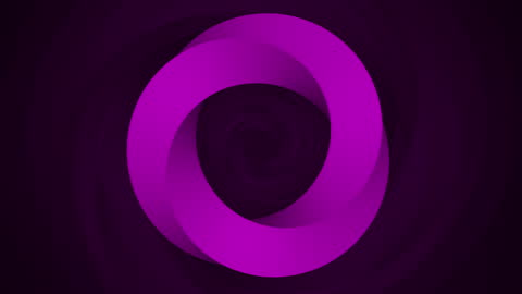 mobius strip background - morphing stock videos & royalty-free footage