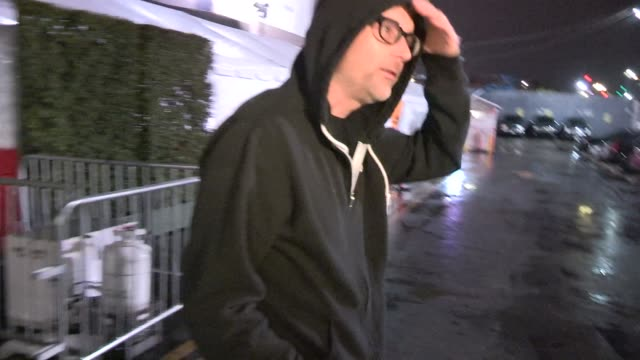 moby at global green usa's 11th annual pre oscar party in hollywood in celebrity sightings in los angeles 02/26/14 - oscar party stock videos & royalty-free footage
