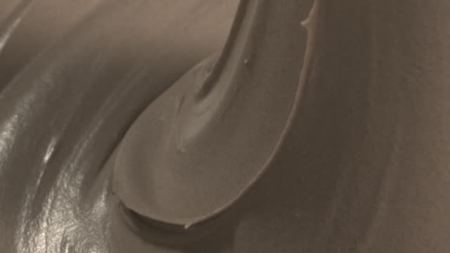 mocha cream being poured - mocha stock videos and b-roll footage