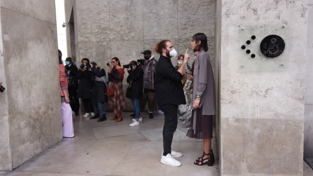 FRA: Ambiance At Chloe - Paris Fashion Week Womenswear Spring Summer 2021