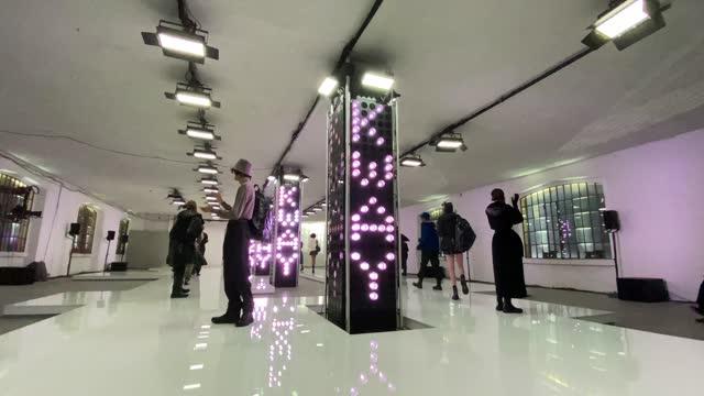 ITA: Men's Fashion Week F/W 2021/2022 - K-Way - Runway