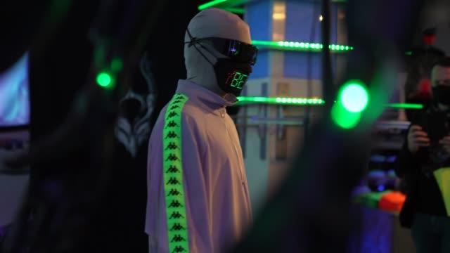 GBR: Cyberdog X Kappa IRL/VR Catwalk  - LFW September 2020