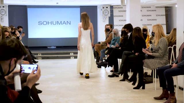ESP: Shouman Presents 'Relieve' - Show - London Fashion Week