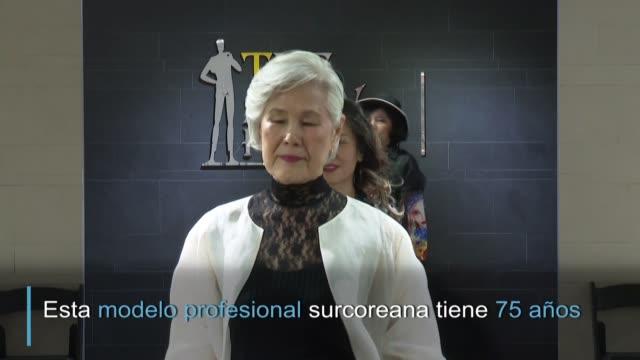 modelos de la tercera edad en corea del sur se han vuelto celebridades en las redes sociales logrando un vínculo entre generaciones cada vez mas... - population explosion stock videos and b-roll footage