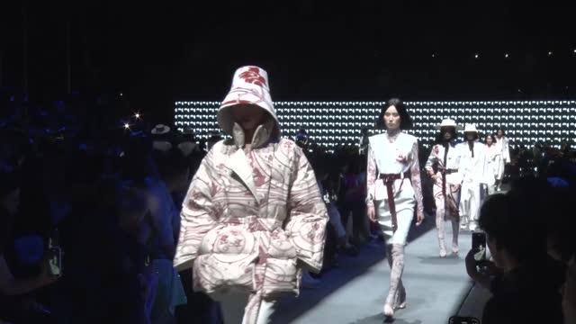 CHN: Shanghai Fashion Week S/S 2022