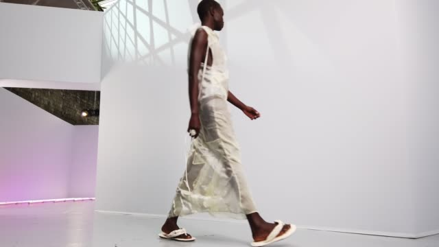 FRA: Acne Studios Runway - Paris Fashion Week Womenswear Spring Summer 2021
