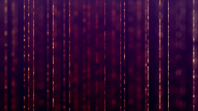 modernen abstrakten hintergrund mit endlosschleife - anhöhe stock-videos und b-roll-filmmaterial