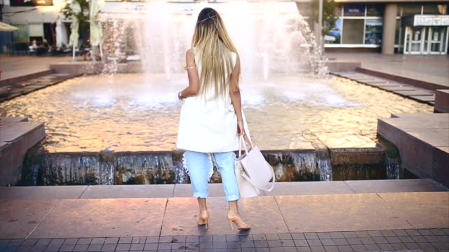 modern and styled these autumn - baggy jeans stock videos & royalty-free footage