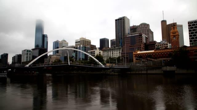 modern bridge and buildings - oceania stock videos & royalty-free footage