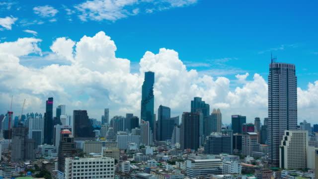 Modern Building - Bangkok, capital city of Thailand