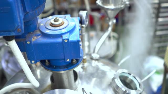 Modern complex technological industrial equipment