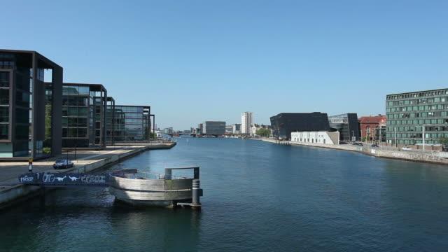 Modern contemporary Copenhagen architecture