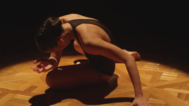 modern dance - modern dancing stock videos & royalty-free footage