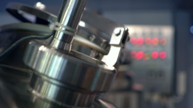 modern industrial equipment - boiler stock videos & royalty-free footage