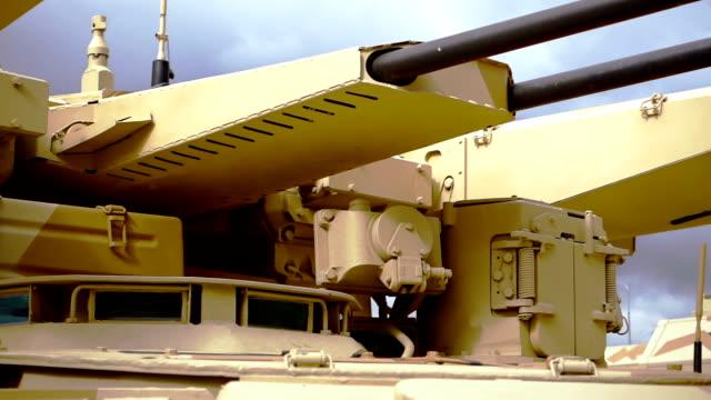 Modern infantry fighting vehicle