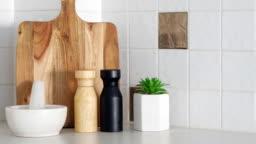 Modern Kitchen Detail - Home Decor