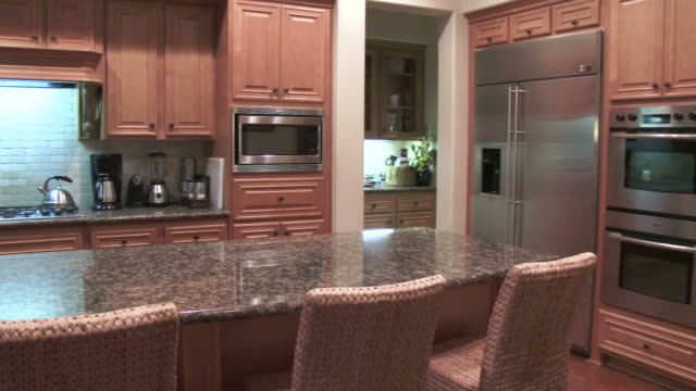 modern kitchen - camarillo stock videos & royalty-free footage