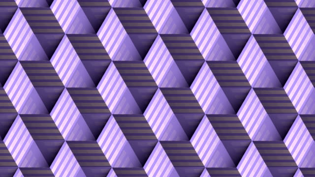 modern line art seamless loop pattern animation. colorful 3d rendering striped background. 4k, ultra hd resolution - eternity stock videos & royalty-free footage