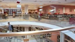DS Modern public library halls