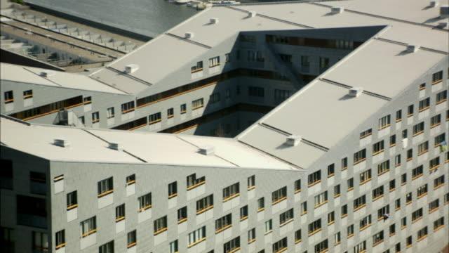 HA, PAN, modern residential building, Amsterdam, Netherlands