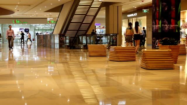 Modern Shopping center in Shanghai