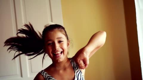 modern teenage dance - girls stock videos & royalty-free footage