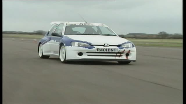modified peugeot 306 - customised stock videos & royalty-free footage