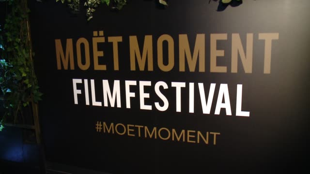 CLEAN Moet Chandon Celebrate the 3rd Annual Moet Moment Film Festival Launch Event at Poppy on January 05 2018 in Los Angeles California