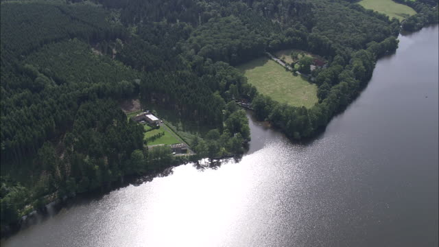 mohne reservoir - ruhr stock videos & royalty-free footage