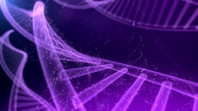 dna molecule 4k - rna stock videos & royalty-free footage