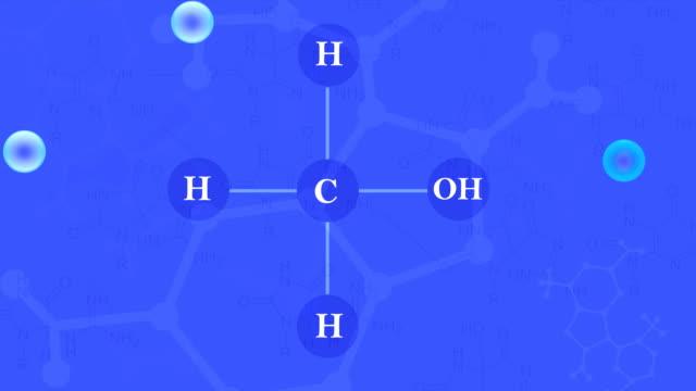 Molecules Blue HD