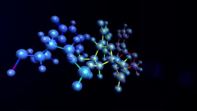 Molecules of DNA RNA organism