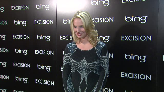 molly mccook at bing bar sundance 2012 day 3 in park city utah on 1/21/2012 - park city utah stock videos and b-roll footage