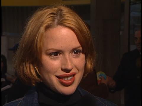 molly ringwald at the go premiere at cinerama dome hollywood in hollywood ca - molly ringwald stock videos & royalty-free footage