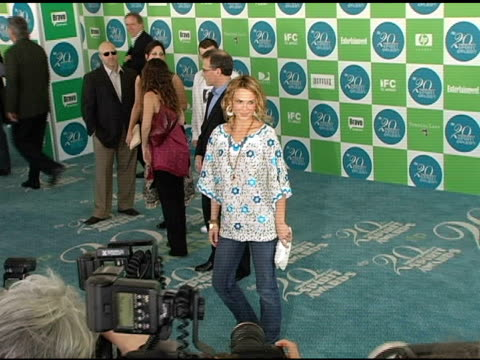 molly sims at the 20th annual independent spirit awards arrivals and interviews at santa monica in santa monica, california on february 26, 2005. - molly sims stock videos & royalty-free footage