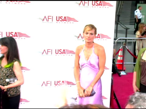 Molly Sims at the 33rd AFI Life Achievement Award 'A Tribute to George Lucas' at the Kodak Theatre in Hollywood California on June 9 2005