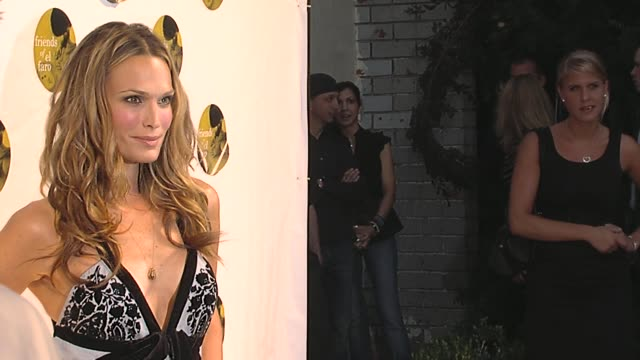 molly sims at the 5th annual friends of el faro event at los angeles ca - molly sims stock videos & royalty-free footage
