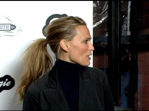 molly sims at the birthday celebration for fergie at citizen smith in hollywood, california on march 28, 2006. - molly sims stock videos & royalty-free footage