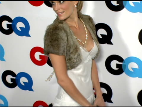 molly sims at the gq's 2005 'men of the year' celebration at mr. chow beverly hills in beverly hills, california on december 2, 2005. - molly sims stock videos & royalty-free footage